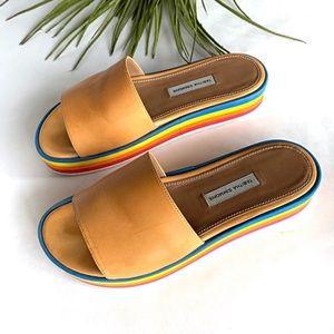 Tabitha Simmons Sophia Slides Size 7